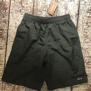 Patagonia Green Boy Swim Shorts! New with tag!